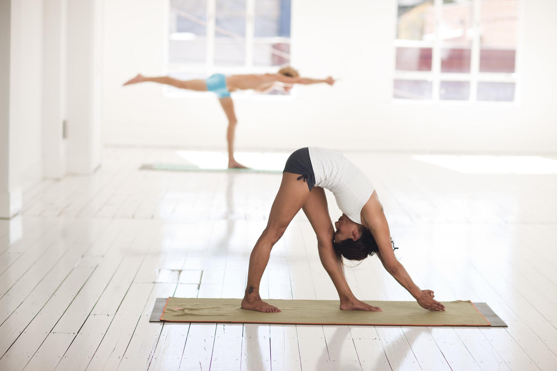 Faszien Yoga Kurs