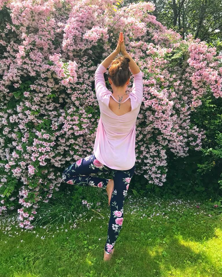 Yoga Frühling