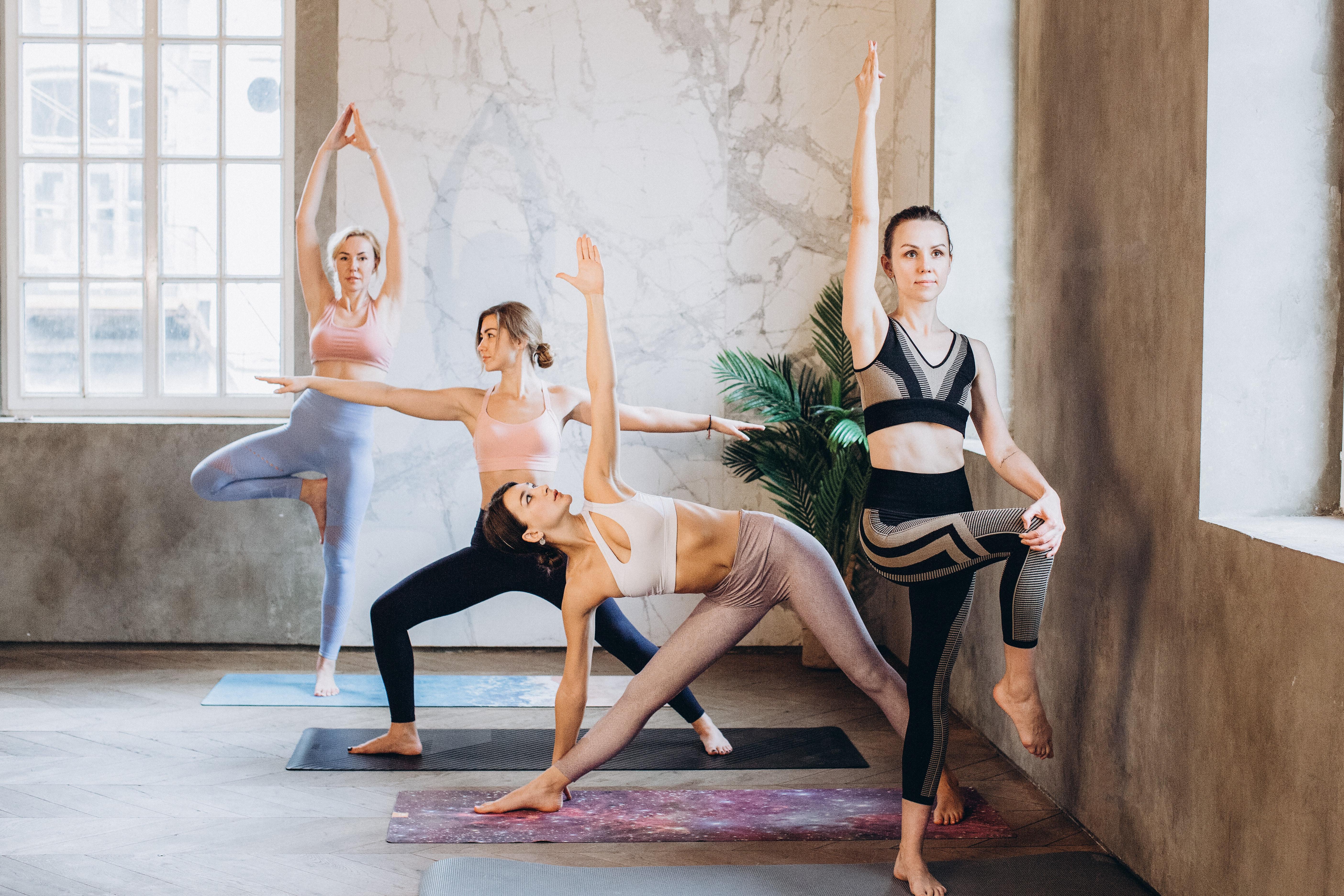 Yoga für ein starkes Immunsystem