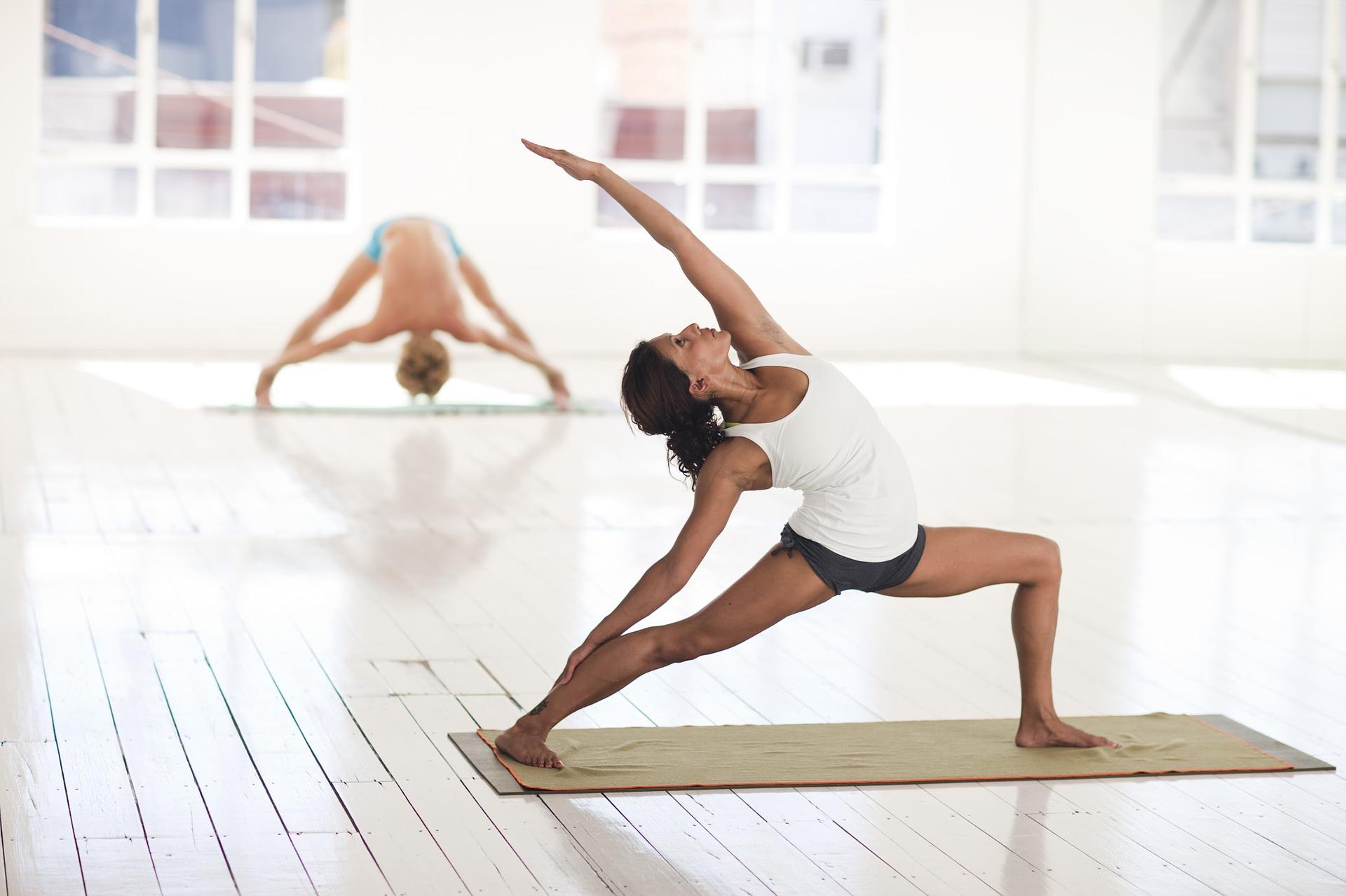 Yoga für einen fitten Geist